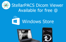 StellarPACS DICOM Viewer (Free).